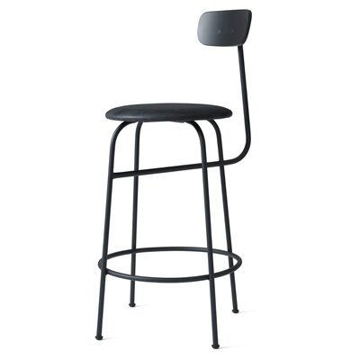 25.5 Bar Stool Finish: Black