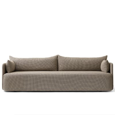 Offset Standard Sofa Size: 29.33 H x 70.87 W x 27.95 D