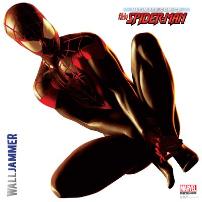 Spider-Man Webslinger Wall Decal WJ1191