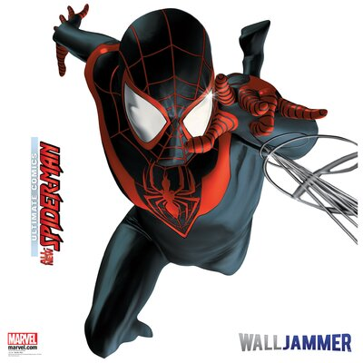Spider-Man Webslinger Wall Decal WJ1192