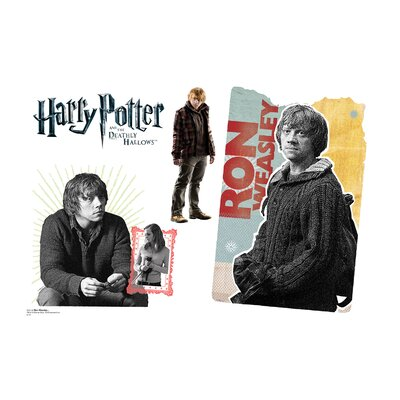 Harry Potter 7 Ron Weasley Wall Decal WJ1134