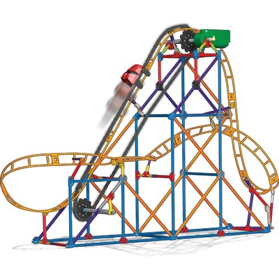 K'NEX - Collect & Build Corkscrew Coaster