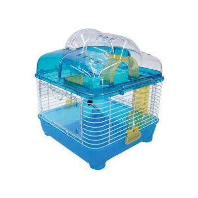 Small Animal Modular Habitat Color: Blue