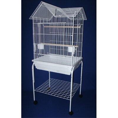 Villa Top Small Parrot Bird Cage