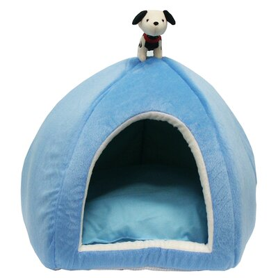Latoya Hooded Pet Bed