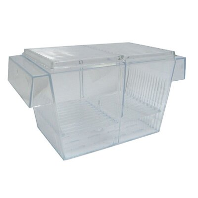Brand New Fish Hatchery Size: 4 H x 8 W x 4 D