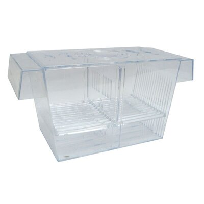 Brand New Fish Hatchery Size: 4.5 H x 9 W x 4 D