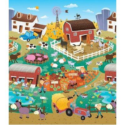 Prince Lionheart City Farm Playmat 7711