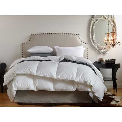 Down Filled Winter Weight Duvet Insert Size: Queen