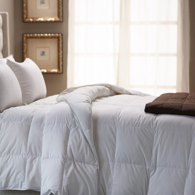 Savannah Lightweight Down Alternative Comforter Size: Oversized King
