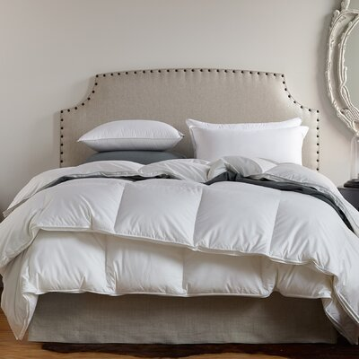 Fall Weight Polyester Filled  Duvet Insert Size: Oversized King