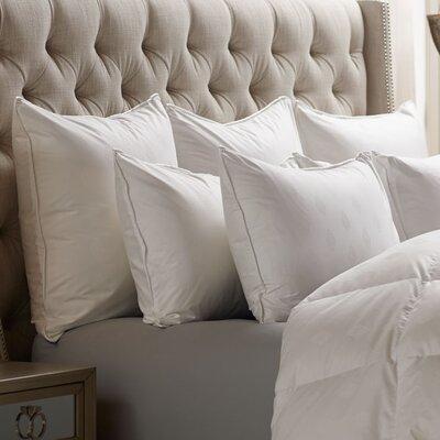 Down Inc. Modern Medallion Down Filled Soft Sleeping Pillow - Size: Standard