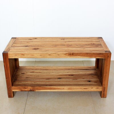 Pedrick Slat Coffee Table