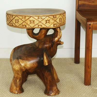 Elephant Chang End Table