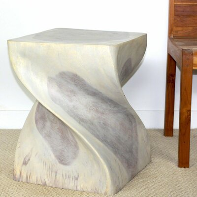 Big Twist End Table