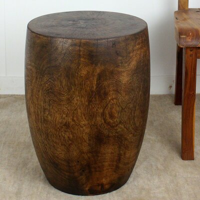 Mango Merlot Mocha End Table