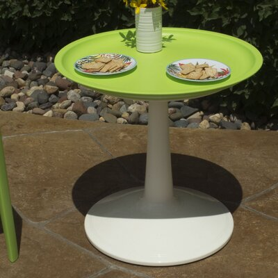 Glocester Bistro Table Top Color: Green