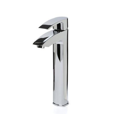 Visio Single Hole Single Handle Bathroom Faucet with Drain Assembly