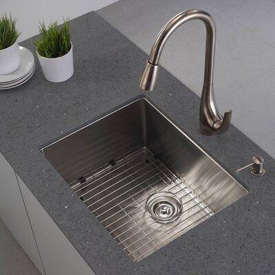 23 x 18 Undermount Kitchen Sink