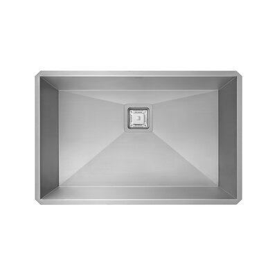 Pax 28.5 x 18.5 Undermount Kitchen Sink