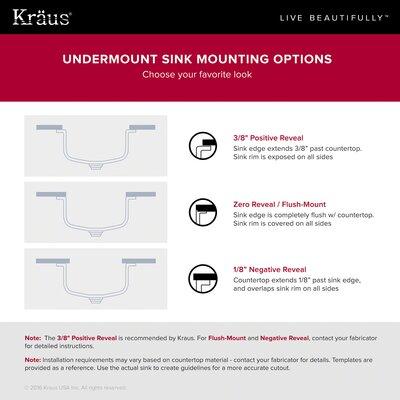 Outlast MicroShield 32.25 x 18 Double Basin Undermount Kitchen Sink