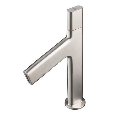 Ino� Single Hole Single Handle Bathroom Faucet Finish: Brushed Nickel