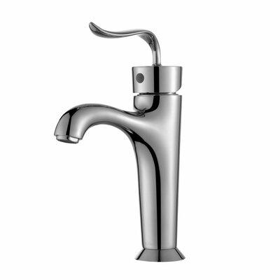 Coad Single Hole Single Handle Bathroom Faucet Finish: Chrome