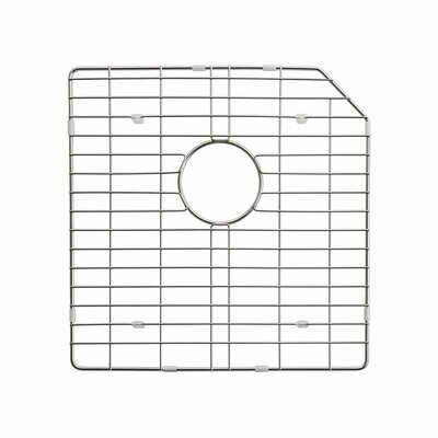 Stainless Steel Sink Grid Size: 18 x 18