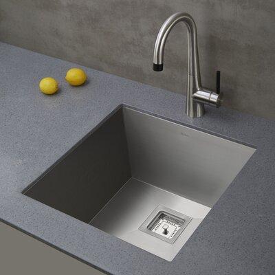 Pax 18.5 x 18.5 Undermount Kitchen Sink