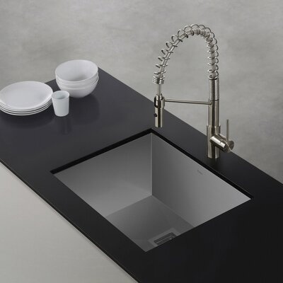 Pax� 22.5 x 18.5 Undermount Kitchen Sink
