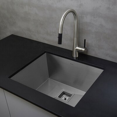 Pax 22.5 x 18.5 Undermount Kitchen Sink