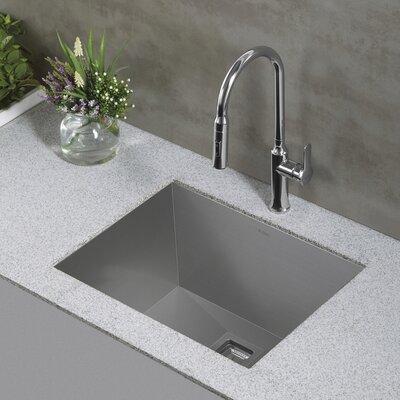 Pax 24 x 18.5 Undermount Kitchen Sink