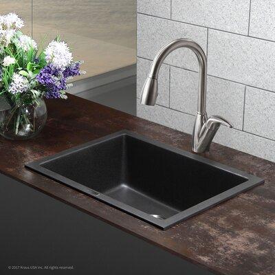 Granite 24 x 18 Undermount Kitchen Sink