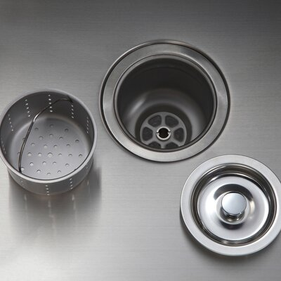 32.38 x 20.5 Double Basin Undermount Kitchen Sink