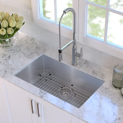 30 x 18  Undermount Kitchen Sink