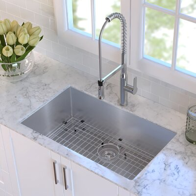 32 x 19 Undermount Kitchen Sink