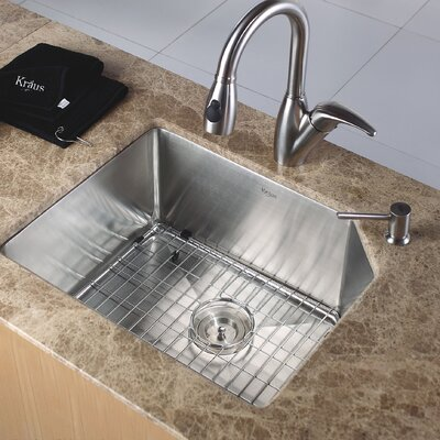 Undermount  Kitchen Sink with NoiseDefend� Soundproofing
