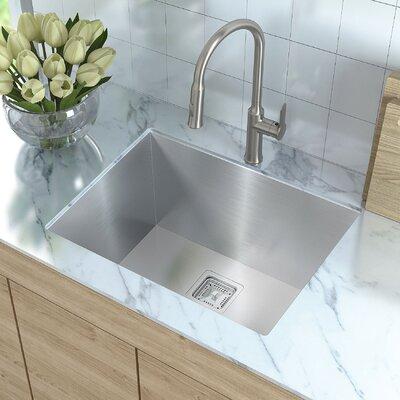 Pax� 24 x 18.5 Undermount Kitchen Sink