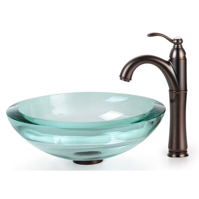 Circular Vessel Bathroom Sink Mounting Ring Finish: Oil Rubbed Bronze