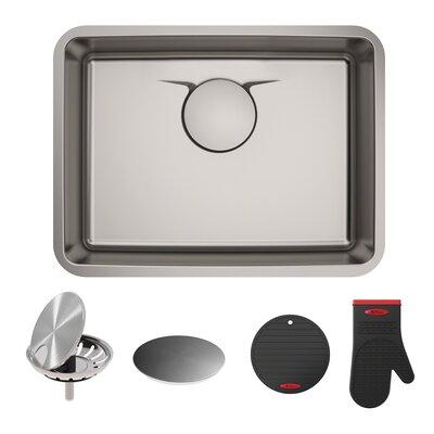 Dex� Series 25 x 19 Undermount Kitchen Sink
