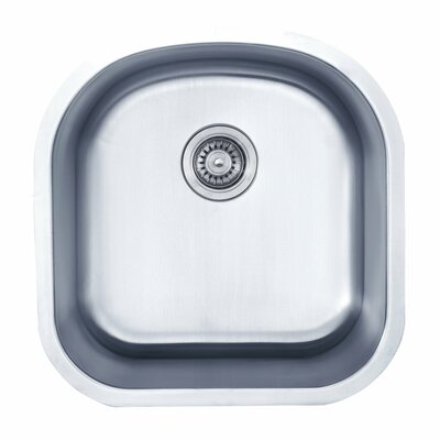 Kitchen Combos 19.63 x 20.5 Undermount Kitchen Sink with NoiseDefend Soundproofing