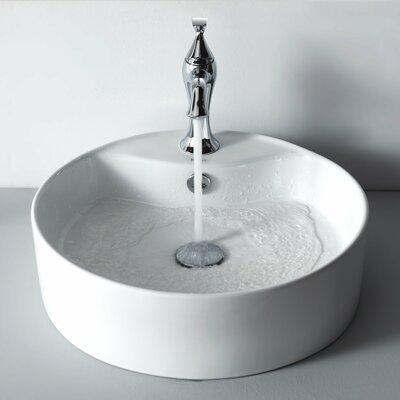 Ventus Single Handle Bathroom Faucet