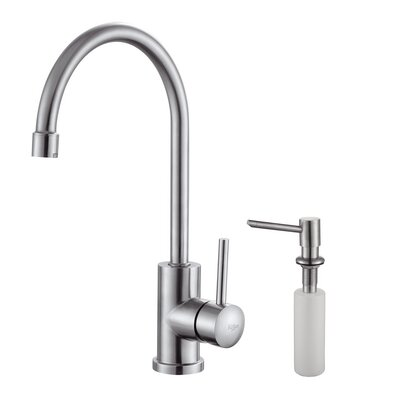 Kitchen Faucet Combos Single Handle Standard Kitchen Faucet