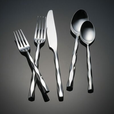 Cable Flatware Collection-cable Pierced Tablespoon