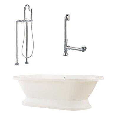 Capri Soaking Bathtub