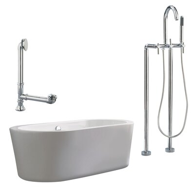 Ventura Apron Soaking Bathtub