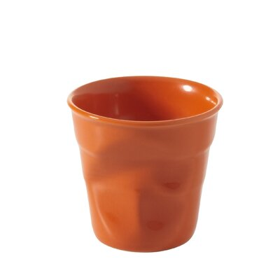 2.75 oz Water Glass Color: Clementine 640643
