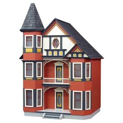 Real Good Toys Painted Lady Dollhouse at Sears.com