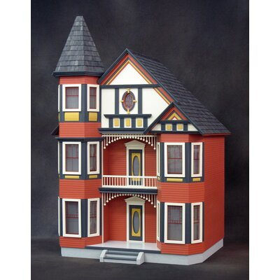 Buy Real Good Toys - Real Good Toys Painted Lady Dollhouse