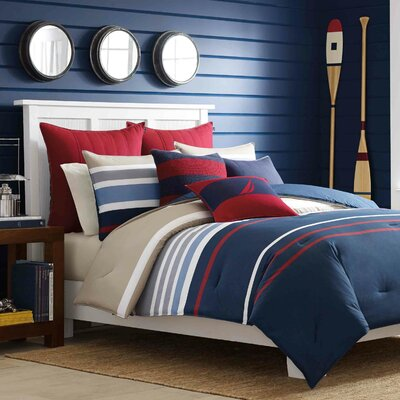 Bradford Duvet Cover Set Size: Twin